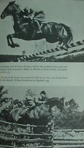 HORSEMANSHIP, ©1956 BOOK (COMPREHENSIVE GUIDE ON TRAINING HORSE & RIDER