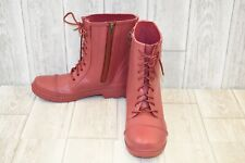 Steve Madden Troopa-R Women's Boot - Red - Size 8