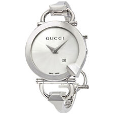 Gucci Chiodo Silver Dial Ladies Watch YA122501