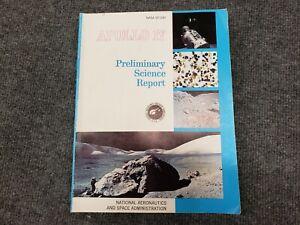 Vintage 1973 NASA Official Apollo 17 Preliminary Science Report NASA SP-330 Book