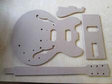 ES 335 Gitarre Schablone templates Gitarrenbau