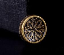 10MM 50pc Bohemian Flower Rivet Studs Tacks Conchos Leather Crafts Decoration