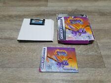 Spyro - Season of Ice, Good Game Boy Advance Video Games GBA