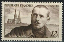1950 - Timbre france neuf**/-C.Peguy -Cathédrale de Chartres - Stamp-Yt.865