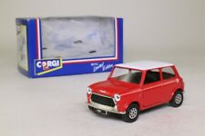 Corgi 94145; BL/Rover Mini Cooper, Red, White Roof; 1:36, Excellent Boxed