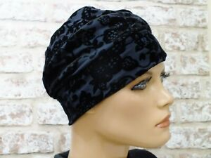 Jersey Hat,  full lining. Headwear for  Hair Loss .Cancer, Chemo,