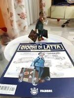 GIOCO IN LATTA STUDENTE 1933 Anni 60 Made in Japan da collezione+Rivista