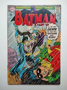 BATMAN #180! CR/OW PGS! 4.0 VG! NO RES!