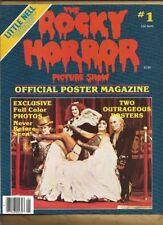 1st Edition Horror & Monster Magazines