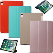 For iPad Pro 11 inch 3 Level PU leather + Tpu Shockproof Smart Stand Case Cover