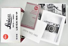 Leica Box for M4-P 70th Anniversary #1619318,1600