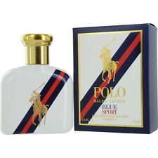 Polo Blue Sport by Ralph Lauren EDT Spray 2.5 oz