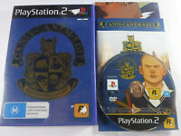 Canis Canem Edit - BULLY *Complete* PS2 Playstation 2 MINT DISC