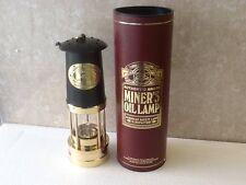Miners Lamp  E. Thomas & Williams Black Sheild