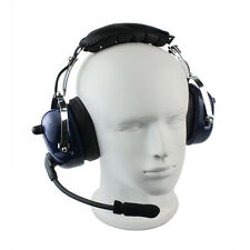 2Pin earpiece headset PTT VOX Soundproofing for KENWOOD Baofeng HYT Radio Best