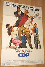 Kindergarten Cop Filmplakat / Poster A1 60x84cm