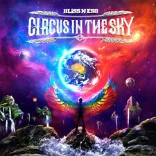 Bliss n Eso 'Circus In The Sky'NEW CD Sealed Oz Hip Hop