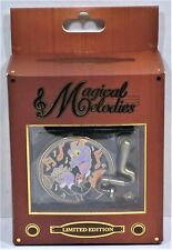 Disney Magical Melodies Quarterly Collection Figment Spinner 3-D Pin LE 1500 NEW
