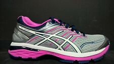 Asics Women's Size 8 T757N 9601 GT-2000 5 Running Shoes Gray Pink White