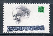 STAMP / TIMBRE FRANCE NEUF N° 2804 ** CELEBRITE / MARGUERITE YOURCENAR