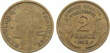 IIIe République, 2 francs Morlon, 1935, RARE - 102