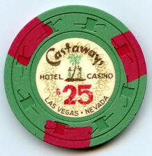 Castaways Hotel & Casino, Las Vegas - $25 chip - 1965
