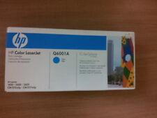 HP Color Laserjet toner cartridge Q6001A Cyan for 1600 2600 2605