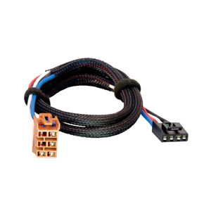 Tekonsha For 03-06 GMC Sierra 1500 1 Brake Control Wiring Adapter 2 Plugs 3015-P