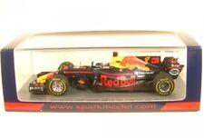 Red Bull Racing RB 13 No.3 3rd Spanish GP Formula 1 2017 (Daniel Ricciardo)