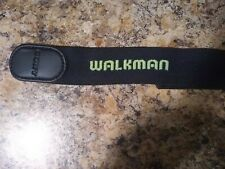 Sony Sports Walkman Am/Fm Radio Model Srf-M78 Slap Band Armband