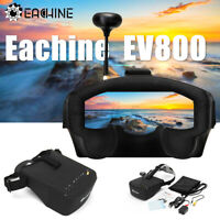 Eachine EV800 5 Inches 800x480 FPV VR Goggles 5.8G 40CH Raceband  .☆※