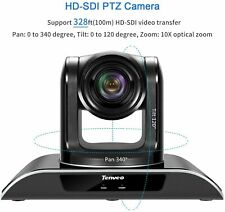 Tenveo 10X-SDI Optical Zoom Video Conference Camera Full HD 1080p