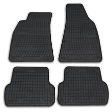 4tlg Tappetini SEAT EXEO 2008-2013 - Nero Auto Tappeti Ago Feltro