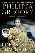 The Kingmaker's Daughter (Cousins' War), Gregory, Philippa, Good Condition, Book