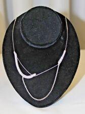 Signed Swarovski Crystal Necklace / Beautiful Item