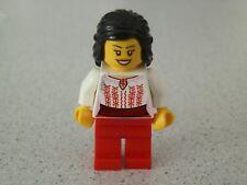 Lego iaj036 # 1x Figur Indiana Jones Marion Ravenwood 7195