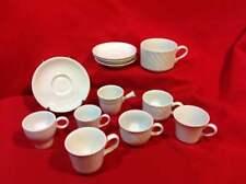 Restaurant Ware Replacement SAUCERS DEMI-TASSE/ESPRESSO/COFFEE CUPS
