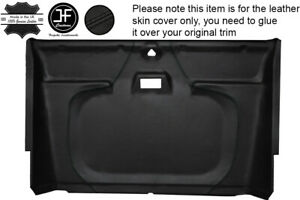 BLACK STITCH FRONT ROOF LINING HEADLINING COVER FOR LAND ROVER DEFENDER 90 110
