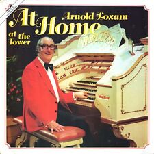 Arnold Loxam - At Home At The Tower, Blackpool - Wurlitzer Theater Organ