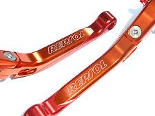 Honda Cbr1000rr 2004-2007 Repsol Freno De Palanca De Embrague Conjunto Ajustable Plegable s14u