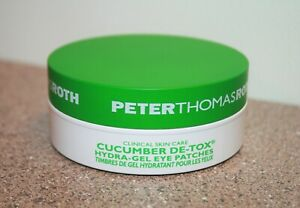 Peter Thomas Roth Cucumber De-Tox Hydra-Gel Eye Patches 15 Pairs / Treatments