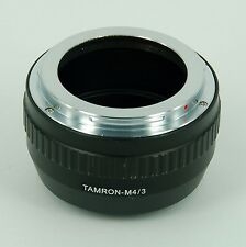 Tamron Adaptall 2 Lens to MICRO 4/3 M4/3 adapter For Olympus Panasonic Camera