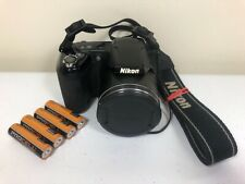 Nikon COOLPIX L330 20.2MP Digital Camera - Black (READ DESCRIPTION)