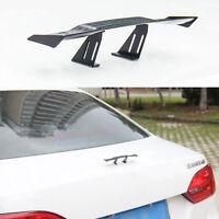 Universal Mini Spoiler Auto Car Tail Decoration Spoiler Wing Carbon Fiber RR ^S