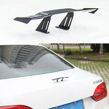 Universal Mini Spoiler Car Auto Tail Decoration Spoiler Wing Carbon Fiber LACA