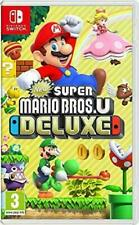 New Super Mario Bros. U -- Deluxe Edition Brand New Sealed