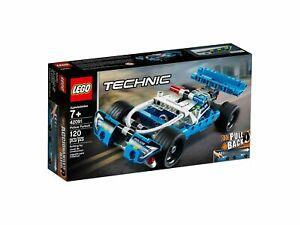 LEGO® 42091 Technic Polizei-Verfolgungsjagd