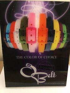 New Silicone Belt Many Colors Fruit Golf Baseball Softball Jelly Rubber Plastic