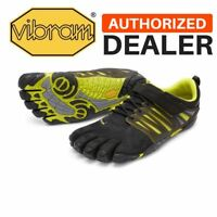 🔥 VIBRAM V-TRAIN BLACK GREEN NEW Men's Shoes 40-47EU V Train 8-12US FiveFingers