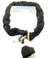Heavy Duty Motorbike Chain and Padlock 1 Metre Long With 2 Keys Bergen 2730